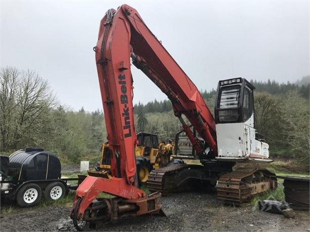 LINK-BELT LS-4300 Forestry Equipment For Sale - 2 Listings
