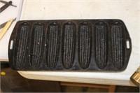 Cast Iron Cornbread Stick Pan