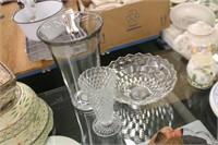 Lot of Various Glassware