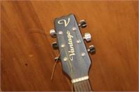 Vantage Acoustic Guitar