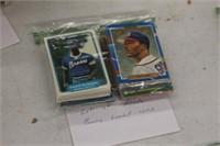 Lot of Atlanta Braves Baseball Cards