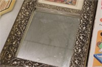 Vintage Sewing Susan Advertisin Mirror