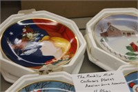 The Franklin Mint Collector Plates