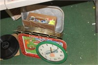 Lot of Clock,Serving Tray,Pan,etc