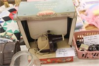 Vintage Sawyers View Master Projector
