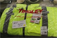 New Large Safety Jacket