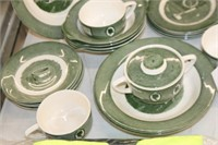 Vintage Homestead Dishes