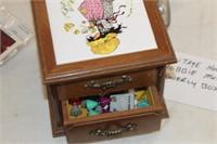 Holly Hobbie Jewelry Box