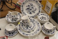 Lot of Iron Stone Dishes