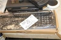 VCR,Rewinder,Keyboard