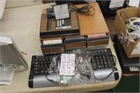 Keyboard,Wireless Keyboard,Cassette Tapes,etc