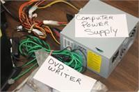 DVD Writer,Power Supply,etc