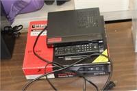 Zenith Digital TV Tuner Converter Box