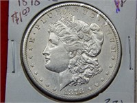 Bi-Weekly Coins and Currency Auction 4-7-17