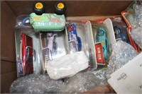 Box of Cars,Diecast Cars & Toys