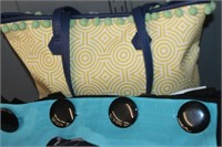 2 Utility Tote Bags