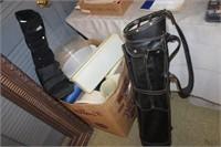 Box of Various Kitchen Tupperware,etc