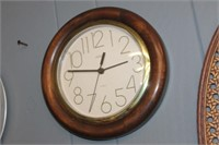 Sunbeam Clock