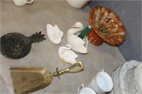 Various Swan Dishes,Bowl,etc