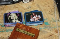 Marilylan Monroe Tins & Bible