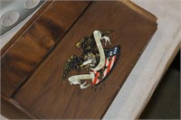 Wooden Constitution Forever Box