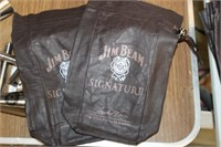 2 Jim Beam Signature Bags