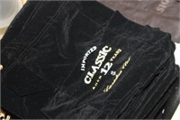 Large Lot of Canadian Club Bags