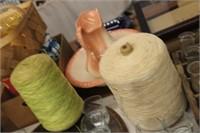 2 Bundles of Yarn
