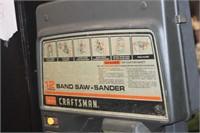 """Craftsman 12"""" Band Saw"""