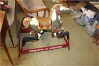 Radio Flyer Rocking Horse