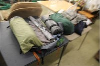 Large Lot of Camping Gear