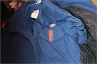 Vintage Gulf Jacket & Work Shirt