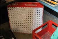 Toyota Transmission Display