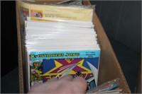 Lot of Vintage Comic Books