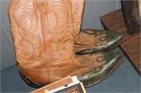 Pair of Durango Boots, Sz 12D