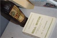 Vintage Bell Witch Book & Bottle