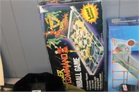 Vintage Laser Command Pinball Game