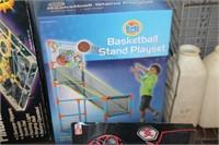 Basketball Stand Play Set