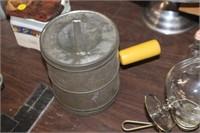 Vintage Sifter