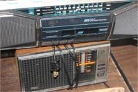 2 Vintage Radios