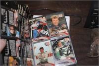 Lot of Racing Cars