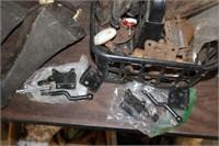 Lot of Various Antique Hardware,Hinges,etc