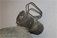 Vintage Miners Lamp