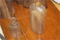 2 Vintage Bottles