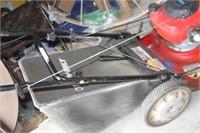 Troy Bilt Self Propelled Lawn Mower