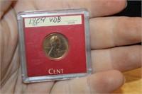 1909 VDB Wheat Penny