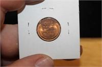 1948 D Wheat Penny