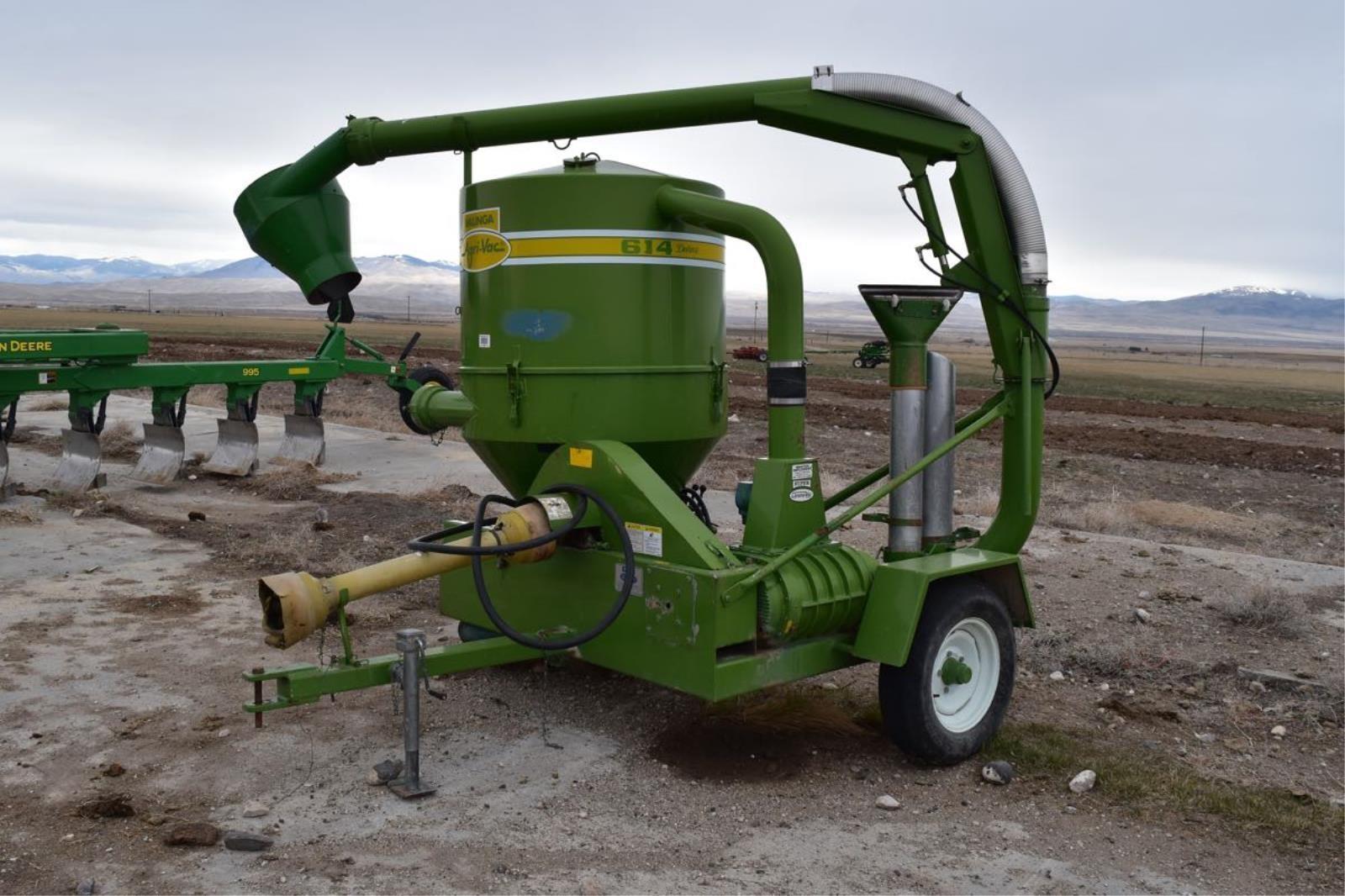 Walinga Agri-Vac 614 Deluxe