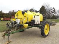 Bestway Field Pro II 1,000 gallon sprayer