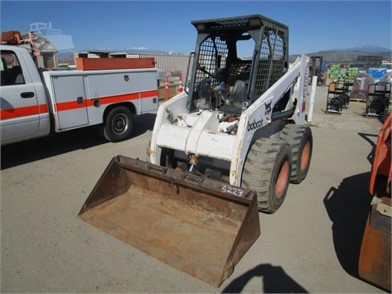 BOBCAT 853 Auction Results - 1 Listings | MachineryTrader li